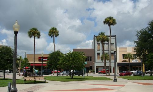 Ocala shopping center