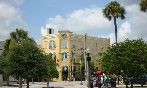 Ocala downtown square