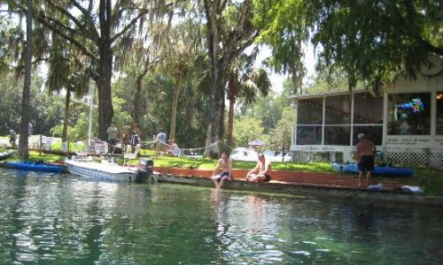 river life in ocala